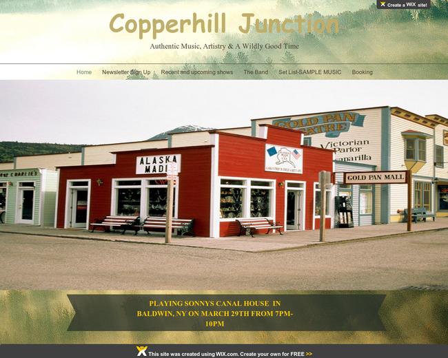 Copperhill Junction