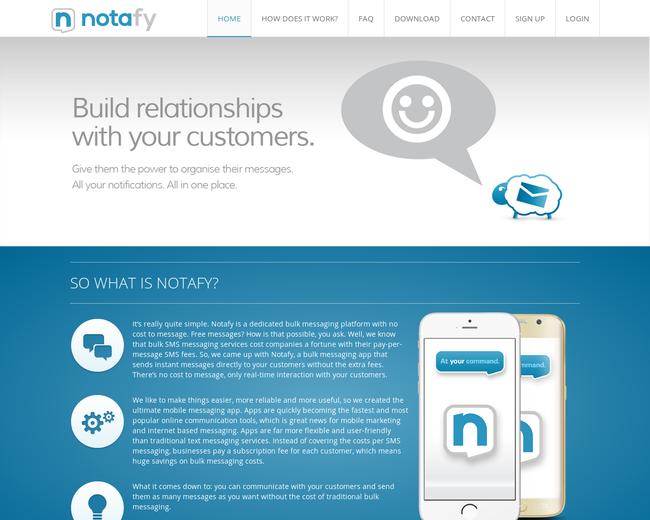 Notafy