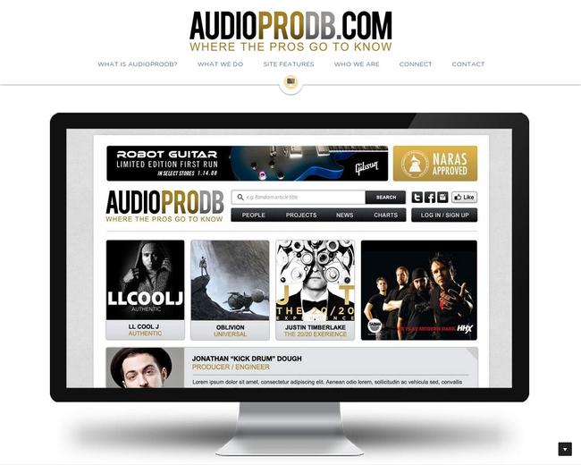 AudioProDB