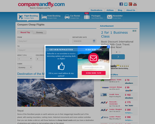 Compareandfly