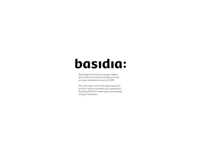 Basidia