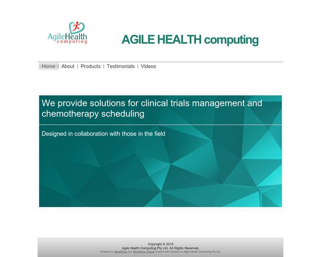 Agile Health Computing Pty