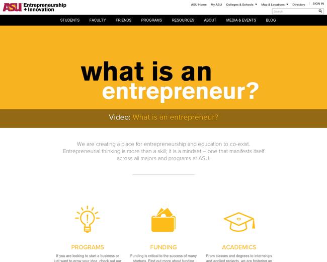 ASU Startup Accelerator