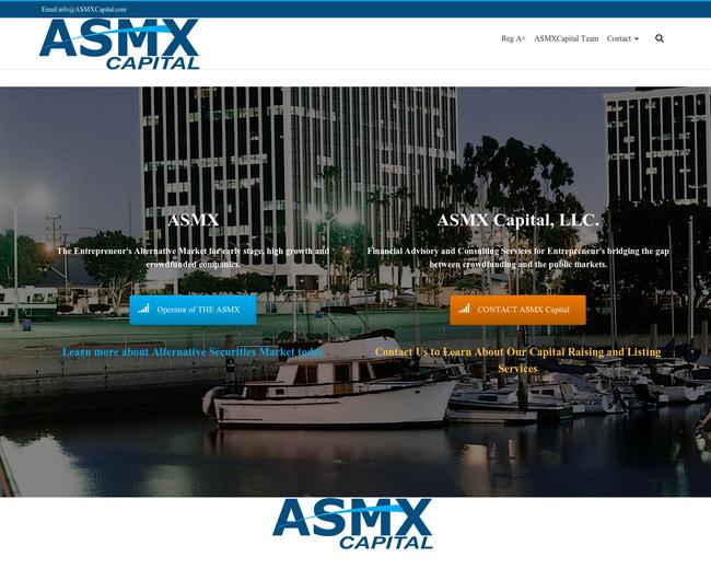 Alternative Securities Markets Group