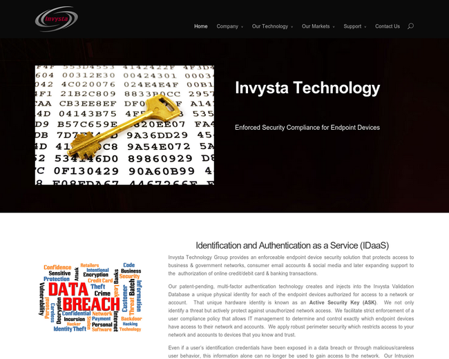 Invysta Technology Group