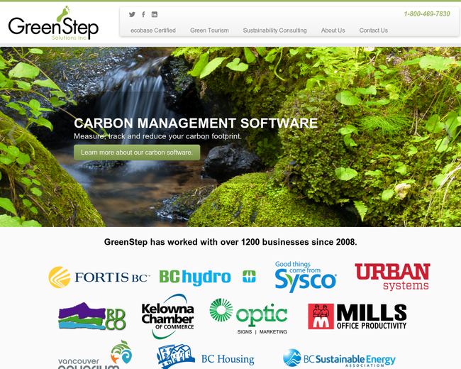 GreenStep Solutions Inc.