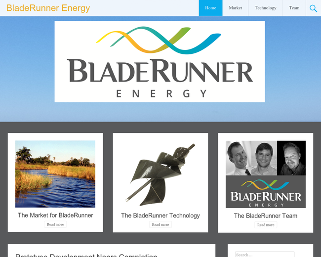 BladeRunner Energy