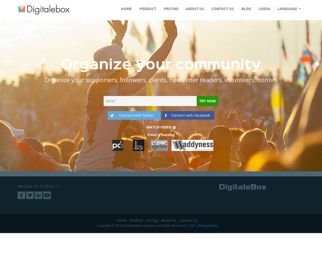 DigitaleBox