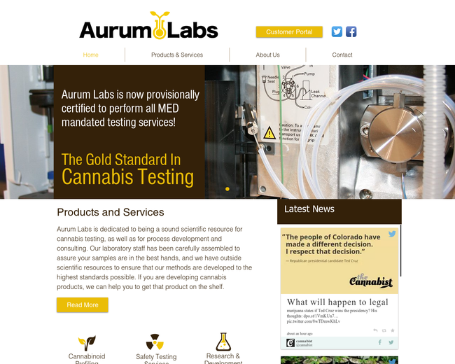 Aurum Laboratories