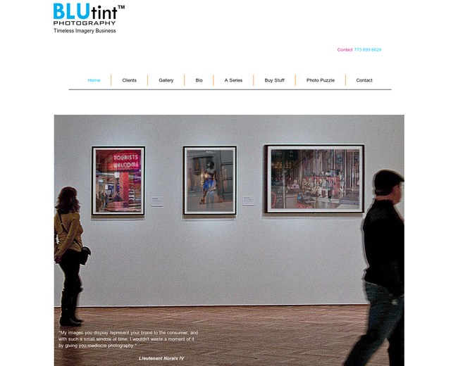 Blu Tint Photography