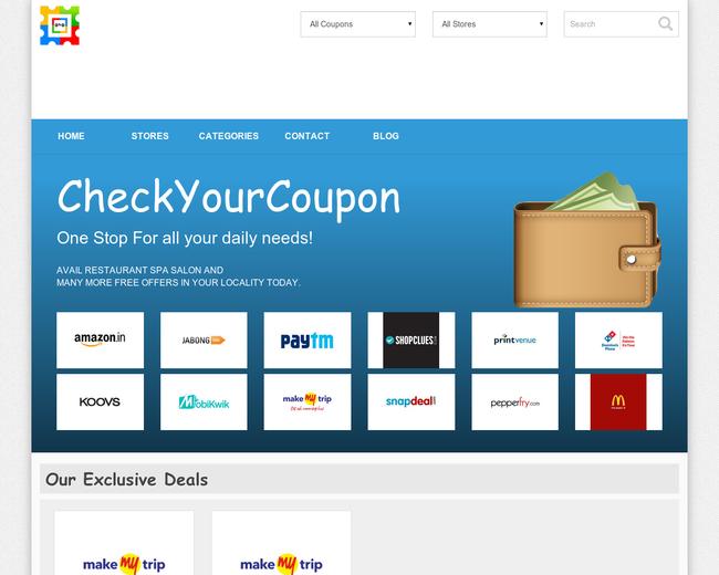 checkyourcoupon.com