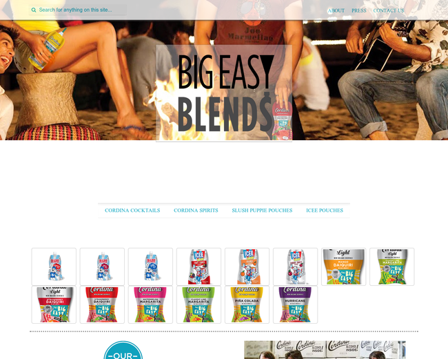 Big Easy Blends