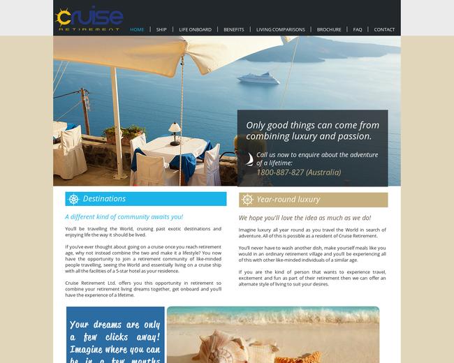 Cruise Retirement