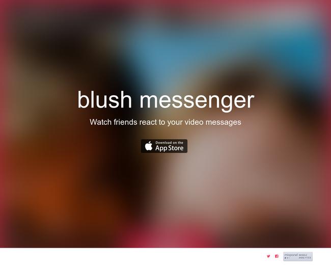 Blush Messenger