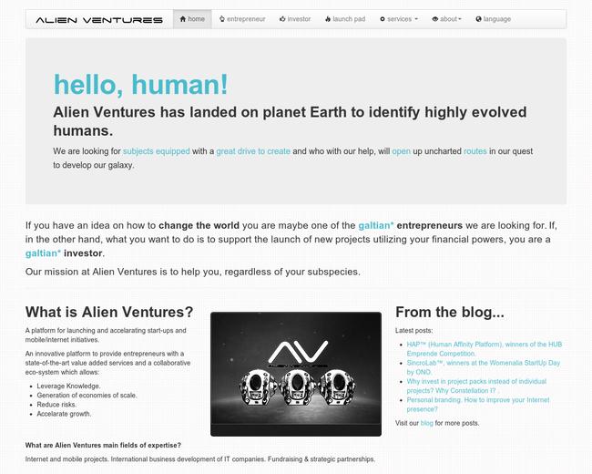 Alien Ventures