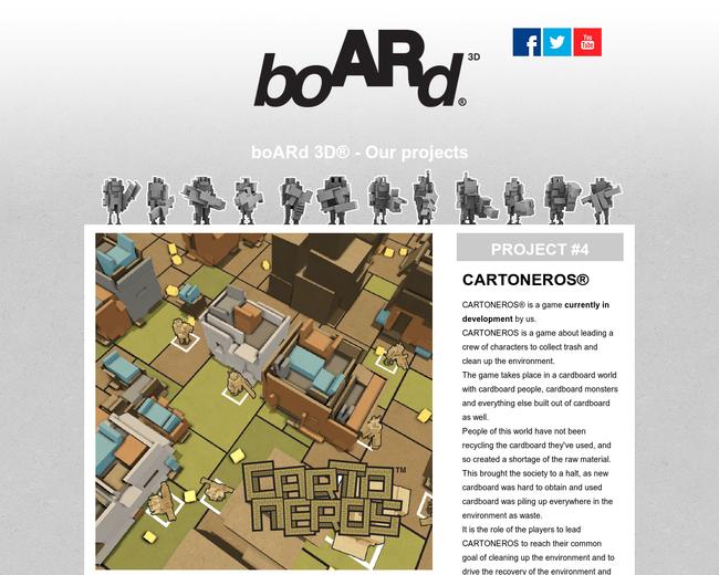 boARd 3D