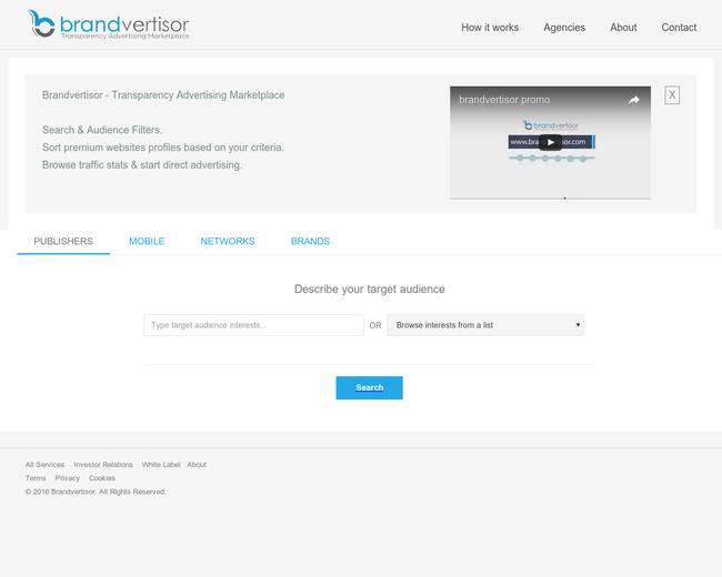 Brandvertisor.com