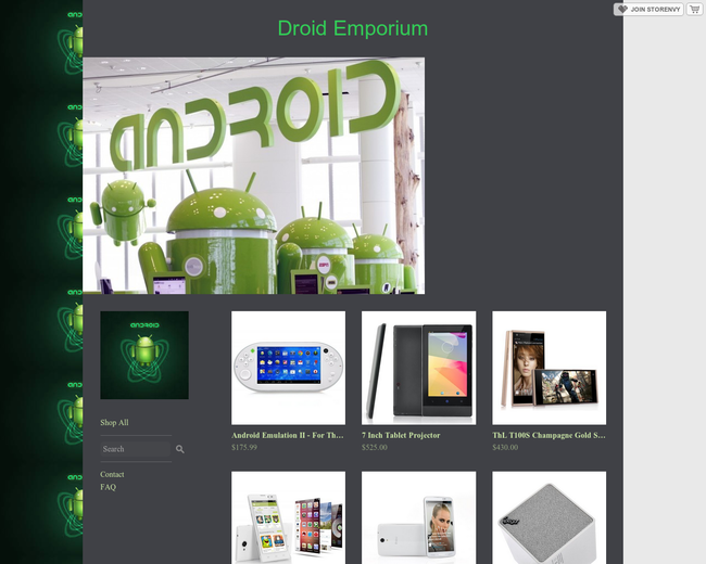 Search results for category future retail on iterate studio the droid emporium fandeluxe Images