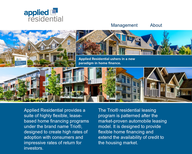 Applied Residential