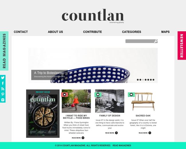 Countlan Magazine