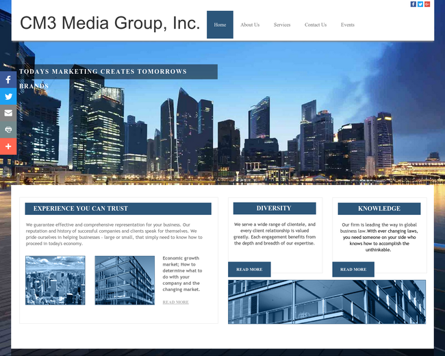 CM3 Media Group