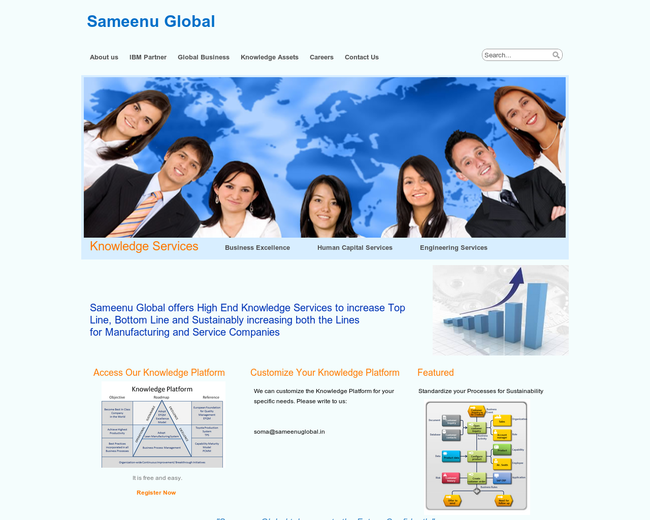 Sameenu Global Knowledge Services