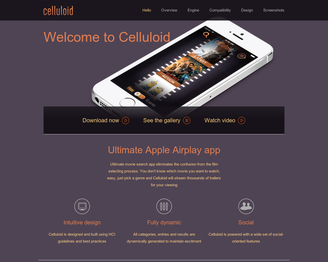 Celluloid Mobile