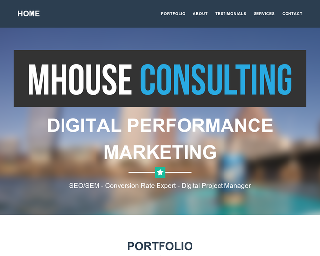 M House Consulting