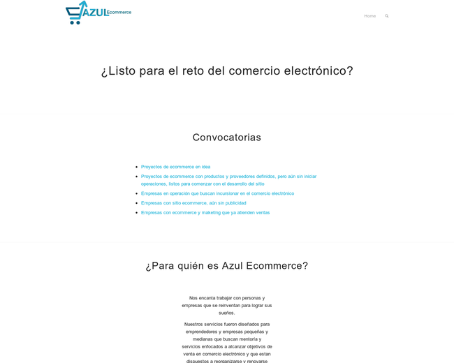 Azul E-Commerce