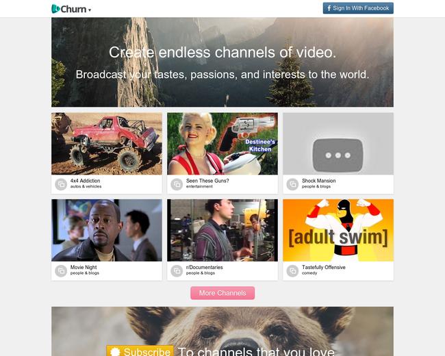 Churn.tv