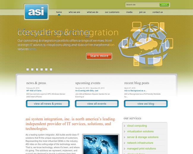 ASI System Integration