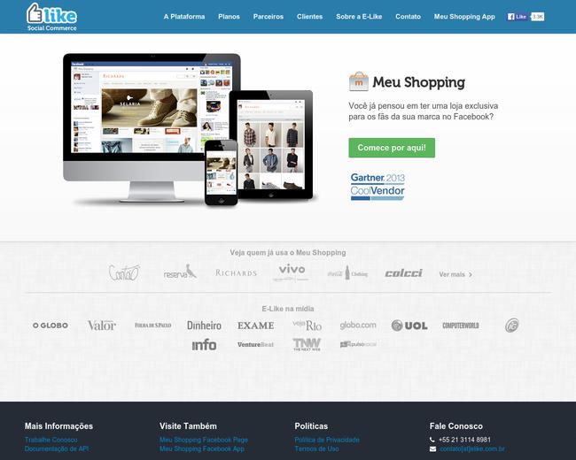 E-Like Social Commerce