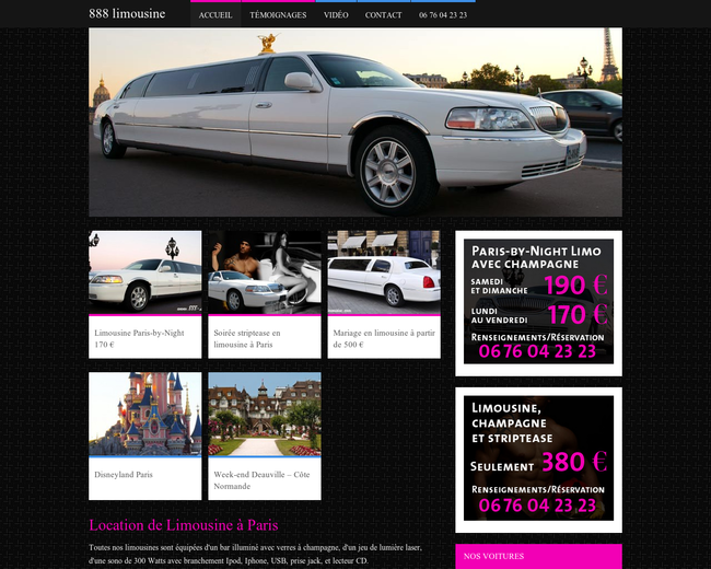 A Dream Limousine