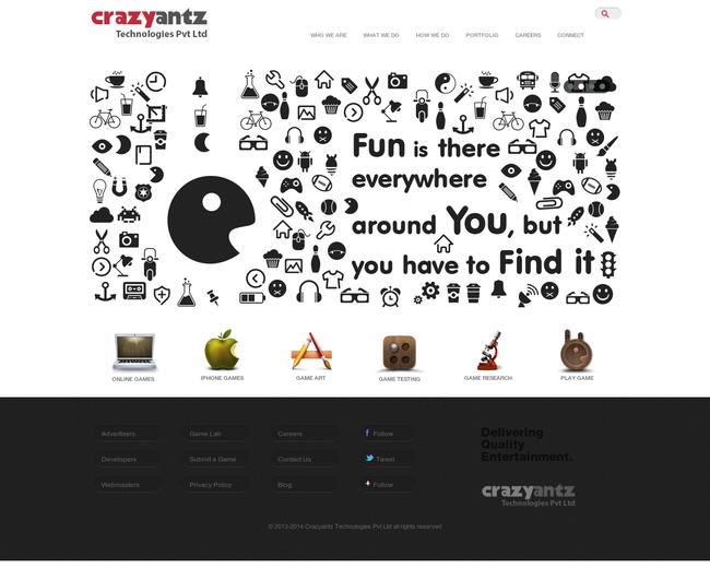 CrazyAntz Technologies