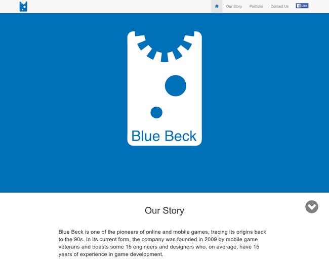 Blue Beck
