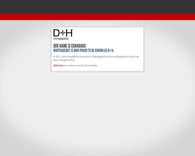 D+H Mortgagebot