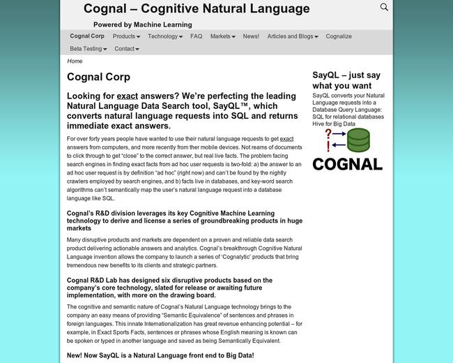 Cognal Labs
