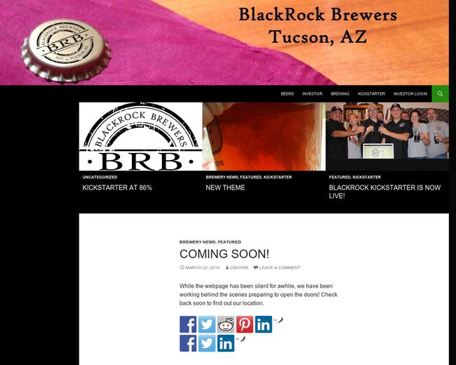 BlackRock Brewers