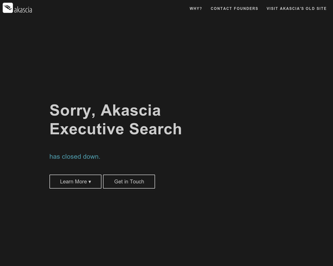 Akascia Executive Search