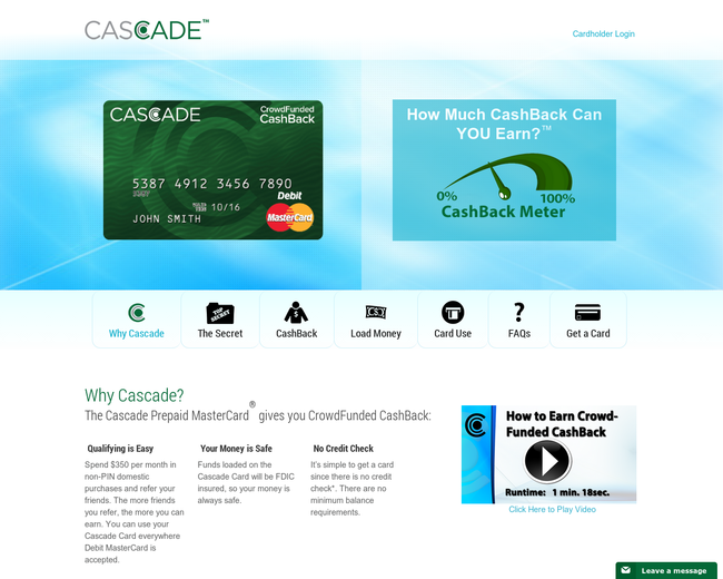 Cascade Financial