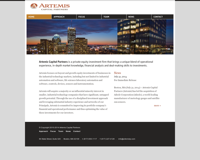 Artemis Capital Partners
