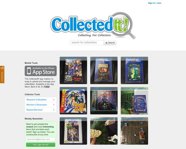 CollectedIt.com