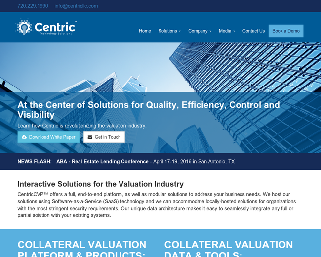 Centric Technology Solutions