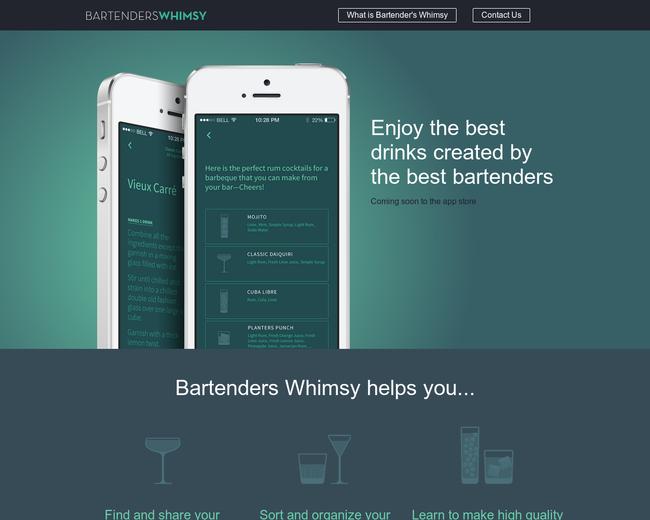 Bartenders Whimsy