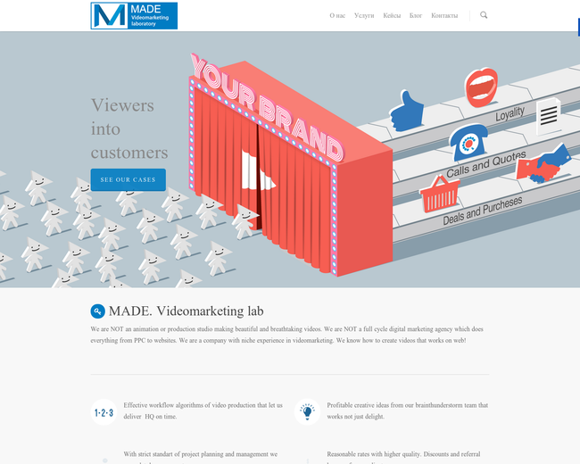 MADE. Video Marketing Lab