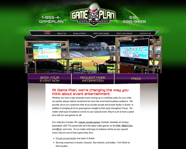 Game Plan Entertainment