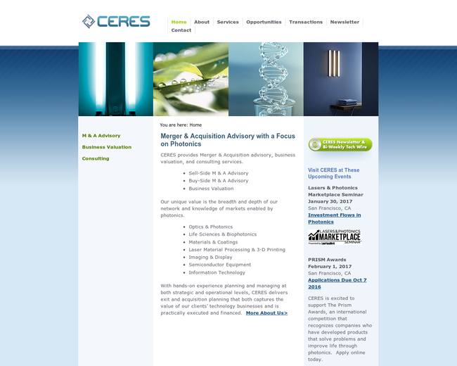Ceres Technology Advisors