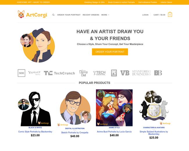 ArtCorgi