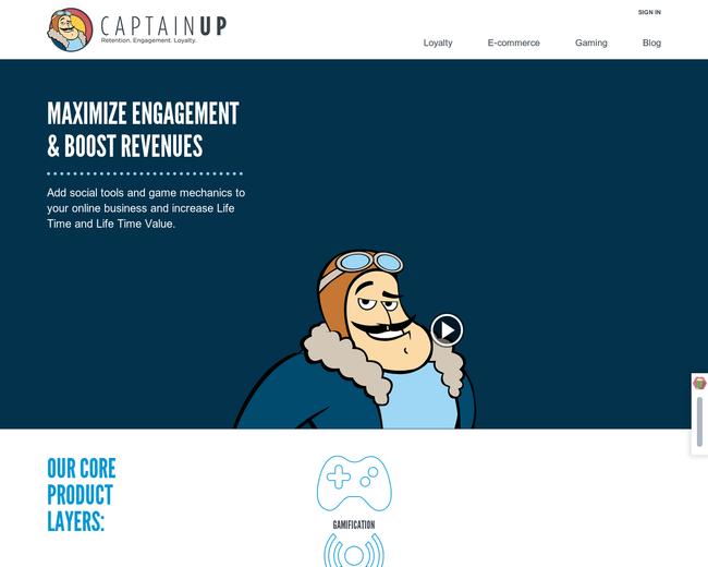 Captain Up