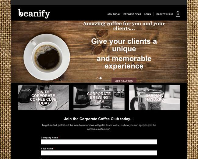 Beanify.com